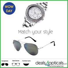 Match Your Style#deals4opticals#http://bit.ly/1Si5Cyn