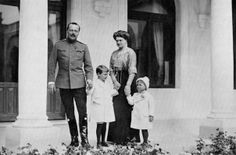Ernst and his family