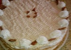 Egyiptomi álom (torta recept)  Hozzávalók 8 fő      A piskótához:     10 db tojásfehérje     8 evőkanál cukor     10 dkg darált dió     10 g vaníliás cukor     12 g sütőpor     2 evőkanál finomliszt     A krém 1-hez:     10 db tojássárgája     80 g vaníliás puding     2 evőkanál étkezési keményítő     4 evőkanál cukor     600 ml tej     10 g vaníliás cukor     25 dkg margarin     25 dkg porcukor     A krém 2-höz:     10 dkg cukor     10 dkg darált dió     3 dl Hulala tejszín Ale, Ale Beer, Ales, Beer