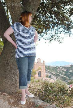 Hattu ja paita minulle, terveiset Espanjasta! (Hat and t-shirt for me, greetings from Spain)