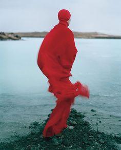 tilda swinton by tim walker | W magazine, august 2011