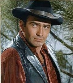 James Drury als Virginian Great Tv Shows, Old Tv Shows, Vintage Hollywood, Classic Hollywood, Shiloh Ranch, Tony Danza, Doug Mcclure, James Drury, Hot Cowboys