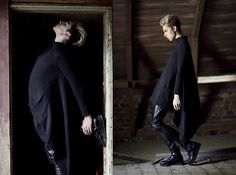 Dark paradise (by Mikko Puttonen) http://lookbook.nu/look/3935624-Dark-paradise
