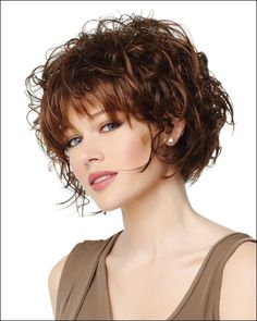 Sexy Stylish Short Curly Women Wigs