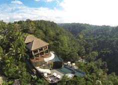 The hotel | a Five star boutique hotel, Hanging Gardens Ubud Resort