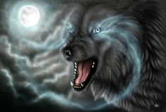 widescreen wallpaper fantasy wolf, 2799 x 1880 kB) Wolf Wallpaper, Dark Wallpaper, Animal Wallpaper, Wallpaper Pictures, Wallpaper Maker, Nature Wallpaper, Fantasy Wolf, Fantasy Art, Wolf Background