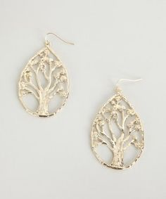 I typically prefer silver jewelry but these are nice