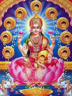 Akshaya Tritiya Puja is very auspicious during the festival.On this special day workship goddess lakshmi to get a happiness and luck is showered upon the devotee. Lakshmi Photos, Lakshmi Images, Indian Gods, Indian Art, Ganesha, Navratri Puja, Lord Vishnu Wallpapers, Lord Murugan, Shiva Shakti
