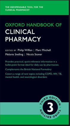 Oxford Handbook of Clinical Pharmacy