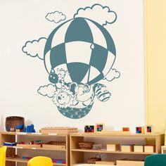 Vinilos Decorativos Infantiles para decoración de paredes e interiores, elige tu diseño preferido, tamaño, color y orientación, y haz que tu habitación infantil no deja a nadie indiferente.