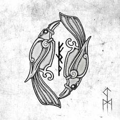 Norse Runes, Viking Symbols, Viking Runes, Mayan Symbols, Egyptian Symbols, Ancient Symbols, Rune Tattoo, Norse Tattoo, Inca Tattoo