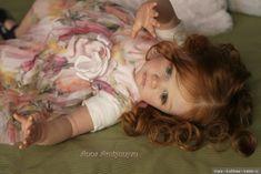 Волшебной красоты девочка реборн Mattia от Анны Арутюнян / Куклы Реборн: изготовление своими руками, фото, мастера / Бэйбики. Куклы фото. Одежда для кукол Reborn Toddler Dolls, Realistic Dolls, Little Sisters, Daughter, Baby, Baby Dolls, Home, Realistic Baby Dolls, Baby Humor