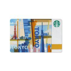 スターバックス コーヒー ジャパンのスターバックス カード シティ 東京についてご紹介します。