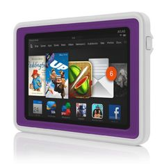 Atlas Waterproof Case for Kindle Fire HD by Incipio Purple will only fit 3rd generation ** ** AMAZON BEST BUY **  #AmazonDevices#Amazon