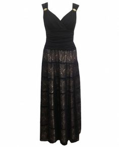Ignite 3187 Lace Long Party Dress $169