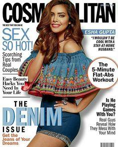 Former Miss India and @Bollywood actress Esha Gupta  Sizzles on the cover of #Cosmopolitan India Magazine June 2016 edition. @BOLLYWOODMAGAZINES !! #instabollywood #instantbollywood #bollywood #india #indian #desi #shahidkapoor #delhi #noida #gurgaon #chandigarh #hyderabad #surat #pune #bangalore #kolkata #chennai #cochin #chandigarh  #Cosmopolitan #cosmo #CosmoGirl #cosmopolitanindia  @BOLLYWOODMAGAZINES !!