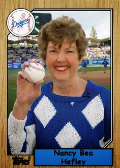 Dodgers Blue Heaven: Nancy Bea Hefley to Retire at End of Season