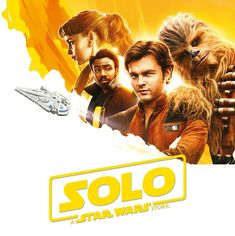 New info on Solo: A Star Wars Story:  The film will feature some previously referenced scenes like Han at the Imperial academy; meeting Chewie; the Kessel Run; Han taking the Falcon from Lando and making necessary mods to the ship and more unreleased scenes.