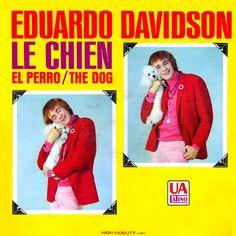 Eduardo Davidson - Políglota consumado, nos enseña cómo se dice perro en varios idiomas. También nos enseña su estridente y etéreo estilismo