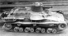 Type 97 Chi-Ni - experimental Medium Tank Chi-Ni (試製中戦車 チニ Shisei-chū-sensha chini) was a prototype Japanese medium tank. Initially proposed as a low-cost alternative to the Type 97 Chi-Ha medium tank, it was eventually passed over by its competitor.