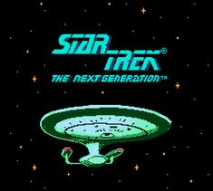 Star Trek: The Next Generation, NES