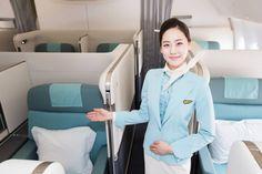 "✩ KOREAN AIR ✩ IN ACTION  Flight Attendant | Cabin Crew ✩ 대한항공 승무원 ✩ ❛Angels of the Sky❜ 대한항공 채용, 하반기 공채 계획…""객실승무원 450명 공개 채용할 예정"""
