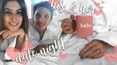 HIS & HER DATE NIGHT GRWM | Lily Pebbles