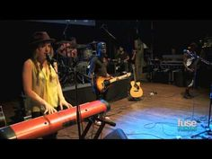 House of Blues - Fuse News - ZZ Ward 365 Days Tour Interview