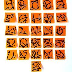 Graffiti Lettering Alphabet, Graffiti Words, Graffiti Doodles, Graffiti Writing, Graffiti Tagging, Street Art Graffiti, Foto Cartoon, Dark Purple Aesthetic, 3d Art Drawing