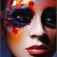 Bildergebnis für Make-up-Ideen von cirque du soleil Fantasy Make Up, Fantasy Hair, Dark Fantasy Art, Et Tattoo, Tattoos, Decoration Cirque, Boutique Parfum, Make Up Designs, Creative Makeup Looks