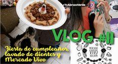 En esta ocasión compartimos con ustedes la fiesta de cumpleaños de Tokotina, una perrita muy amada y consentida, además de una rutina de limpieza bucal para perros muy sencilla con productos naturales hechos exclusivamente para ellos. Además, una invitación para que nos acompañen en la segunda edición del Mercado Vivo Xalapa, los días 27 y 28 de febrero.