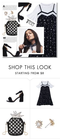 """Under $100: Summer Dresses"" by svijetlana ❤ liked on Polyvore featuring under100 and zaful"