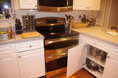 Top 10 tips for organizing your kitchen cabinets