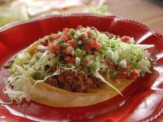 Taco Quesadillas recipe from Ree Drummond via Food Network