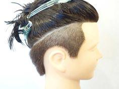 Men Haircut Curly Hair, Asian Haircut, Short Hair Undercut, Undercut Hairstyles, Hair Style Korea, Medium Hair Styles, Curly Hair Styles, Asian Men Long Hair, Gents Hair Style