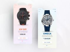 Watches dribbble 1080