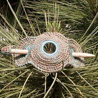 pine needle jewelry - šperky z jehličí                                                                                                                                                                                 More