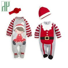 Christmas Baby girls clothes newborn pajamas baby boy winter snowsuit warm christmas romper jumpsuit santa claus baby costume  #Affiliate #newbornboysnowsuit #babyboysnowsuit #babygirlpajamas #newborngirlsnowsuit #babyboypajamas https://presentbaby.com