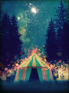 the night circus inspiration