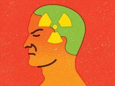Toxic Masculinity. © Alexei Vella #editorial #advertising #conceptual #illustration #toxicmasculinity #toxic #masculinity  http://www.alexeivella.com/ https://www.salzmanart.com/