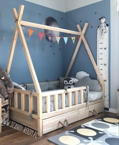 Kinder zimmer (notitle) - Kids bedroom - - wiegenfest When