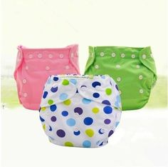 [Visit to Buy] Baby Cloth Reusable Diapers Nappies Washable Newborn Ajustable Diapers Nappy Changing Diaper Children Washable Cloth Diapers #Advertisement