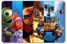 """Great points for story developing - no matter what the genre. """"Pixar's 22 Rules of Storytelling"""" (PR Daily)"""