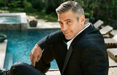 "George Clooney ""is the Chanel suit of men, he never goes out of style"""