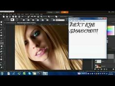FULL MAKE OVER IN COREL PAINTSHOP PRO X2 OR X4 (all in one) !!! :P