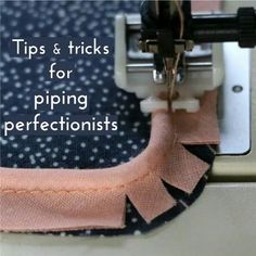 If you love sewing, then chances are you have a few fabric scraps left over. You aren't going to always have the perfect amount of fabric for a project, after all. If you've often wondered what to do with all those loose fabric scraps, we've … Sewing Hacks, Sewing Tutorials, Sewing Crafts, Sewing Tips, Sewing Ideas, Sewing Lessons, Sewing Basics, Dress Tutorials, Techniques Couture