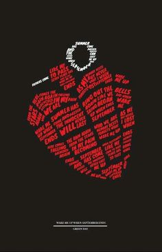 Wake Me Up When September Ends - American Idiot