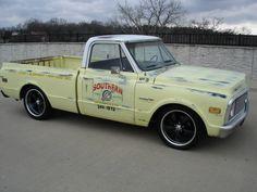 1967-72 lowered C10