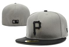 Embroidered Pittsburgh Pirates Baseball cap, Fitted cap for men, women Hat with sun protection & wicks away sweat