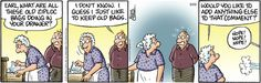 Pickles Comic Strip, September 29, 2014 on GoComics.com